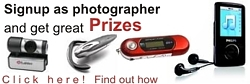 Sign up as photographer at www.o-line-photos.nl and get great prizes